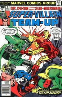 Cover Thumbnail for Super-Villain Team-Up (Marvel, 1975 series) #9