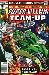 Cover Thumbnail for Super-Villain Team-Up (Marvel, 1975 series) #11
