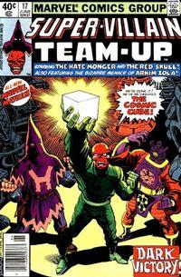 Cover Thumbnail for Super-Villain Team-Up (Marvel, 1975 series) #17