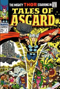 Cover Thumbnail for Tales of Asgard (Marvel, 1968 series) #1