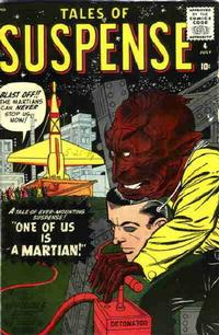 Cover Thumbnail for Tales of Suspense (Marvel, 1959 series) #4