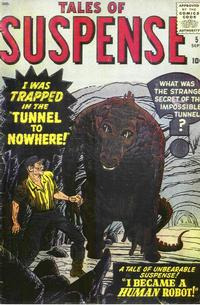 Cover Thumbnail for Tales of Suspense (Marvel, 1959 series) #5