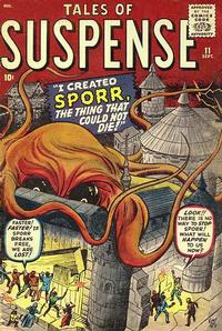 Cover Thumbnail for Tales of Suspense (Marvel, 1959 series) #11