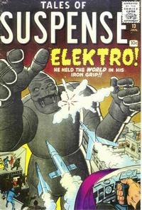 Cover Thumbnail for Tales of Suspense (Marvel, 1959 series) #13