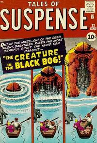 Cover Thumbnail for Tales of Suspense (Marvel, 1959 series) #23