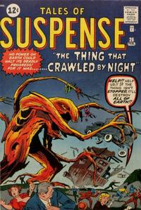 Cover Thumbnail for Tales of Suspense (Marvel, 1959 series) #26