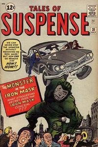 Cover Thumbnail for Tales of Suspense (Marvel, 1959 series) #31