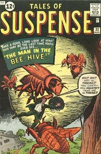Cover Thumbnail for Tales of Suspense (Marvel, 1959 series) #32