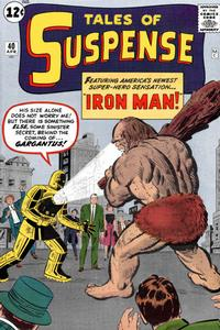 Cover Thumbnail for Tales of Suspense (Marvel, 1959 series) #40