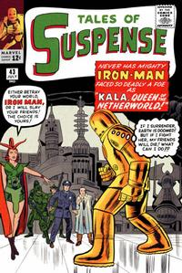 Cover Thumbnail for Tales of Suspense (Marvel, 1959 series) #43