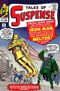 Cover Thumbnail for Tales of Suspense (Marvel, 1959 series) #47