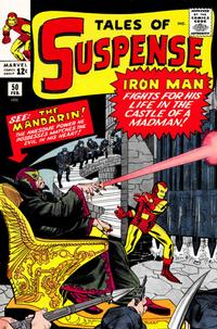 Cover Thumbnail for Tales of Suspense (Marvel, 1959 series) #50