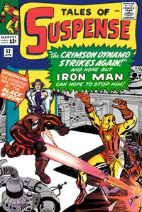 Cover Thumbnail for Tales of Suspense (Marvel, 1959 series) #52