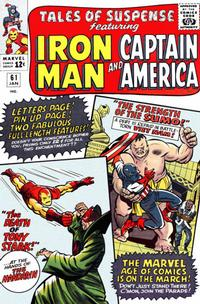 Cover Thumbnail for Tales of Suspense (Marvel, 1959 series) #61