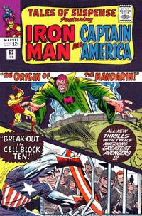 Cover Thumbnail for Tales of Suspense (Marvel, 1959 series) #62