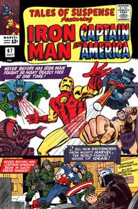 Cover Thumbnail for Tales of Suspense (Marvel, 1959 series) #67