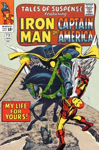 Cover Thumbnail for Tales of Suspense (Marvel, 1959 series) #73