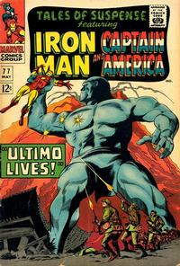 Cover Thumbnail for Tales of Suspense (Marvel, 1959 series) #77
