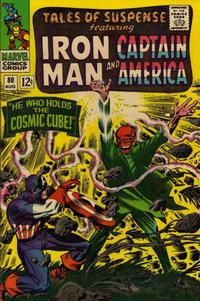 Cover Thumbnail for Tales of Suspense (Marvel, 1959 series) #80
