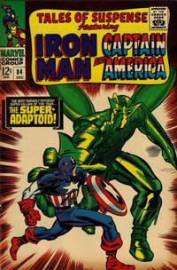 Cover Thumbnail for Tales of Suspense (Marvel, 1959 series) #84