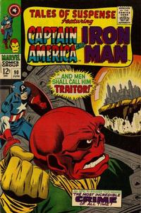 Cover Thumbnail for Tales of Suspense (Marvel, 1959 series) #90 [Regular Edition]