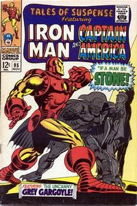 Cover Thumbnail for Tales of Suspense (Marvel, 1959 series) #95
