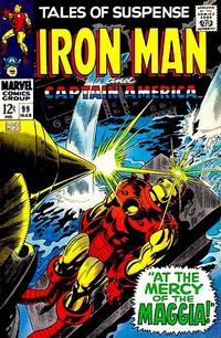 Cover Thumbnail for Tales of Suspense (Marvel, 1959 series) #99