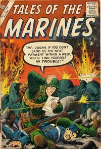 Cover Thumbnail for Tales of the Marines (Marvel, 1957 series) #4