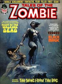 Cover Thumbnail for Zombie (Marvel, 1973 series) #1