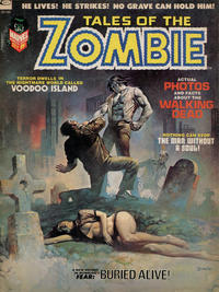 Cover Thumbnail for Zombie (Marvel, 1973 series) #2