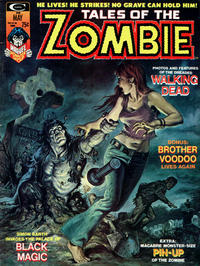 Cover Thumbnail for Zombie (Marvel, 1973 series) #5