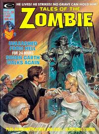 Cover Thumbnail for Zombie (Marvel, 1973 series) #9