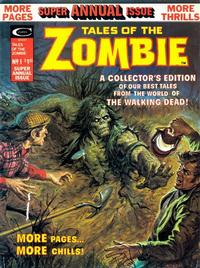 Cover Thumbnail for Tales of the Zombie Annual (Marvel, 1975 series) #1