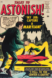 Cover Thumbnail for Tales to Astonish (Marvel, 1959 series) #2