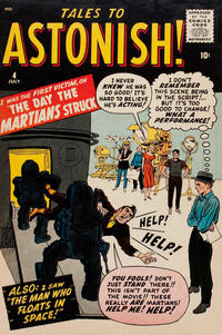 Cover Thumbnail for Tales to Astonish (Marvel, 1959 series) #4