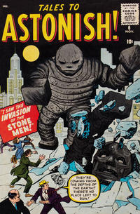 Cover Thumbnail for Tales to Astonish (Marvel, 1959 series) #6