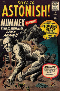 Cover Thumbnail for Tales to Astonish (Marvel, 1959 series) #8