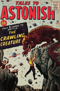 Cover Thumbnail for Tales to Astonish (Marvel, 1959 series) #22