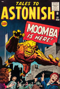Cover Thumbnail for Tales to Astonish (Marvel, 1959 series) #23