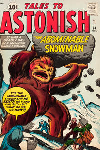 Cover Thumbnail for Tales to Astonish (Marvel, 1959 series) #24