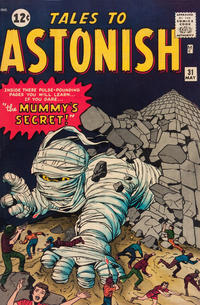 Cover Thumbnail for Tales to Astonish (Marvel, 1959 series) #31