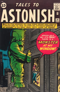 Cover Thumbnail for Tales to Astonish (Marvel, 1959 series) #34