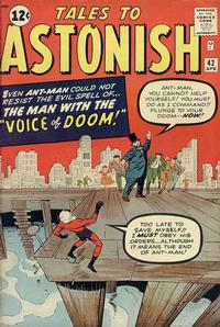 Cover Thumbnail for Tales to Astonish (Marvel, 1959 series) #42
