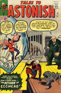 Cover Thumbnail for Tales to Astonish (Marvel, 1959 series) #45