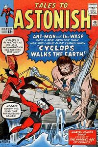 Cover Thumbnail for Tales to Astonish (Marvel, 1959 series) #46