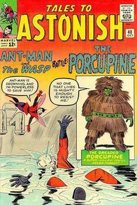 Cover Thumbnail for Tales to Astonish (Marvel, 1959 series) #48