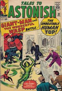 Cover Thumbnail for Tales to Astonish (Marvel, 1959 series) #50