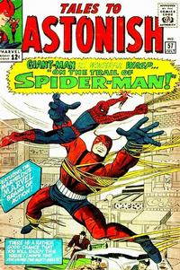 Cover Thumbnail for Tales to Astonish (Marvel, 1959 series) #57