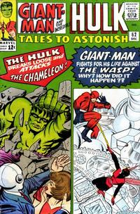 Cover Thumbnail for Tales to Astonish (Marvel, 1959 series) #62