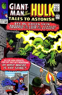 Cover Thumbnail for Tales to Astonish (Marvel, 1959 series) #69